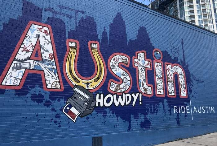 traveler's guide to austin