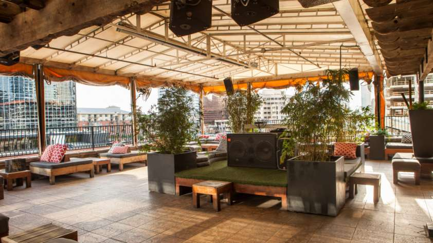 rooftop bars austin