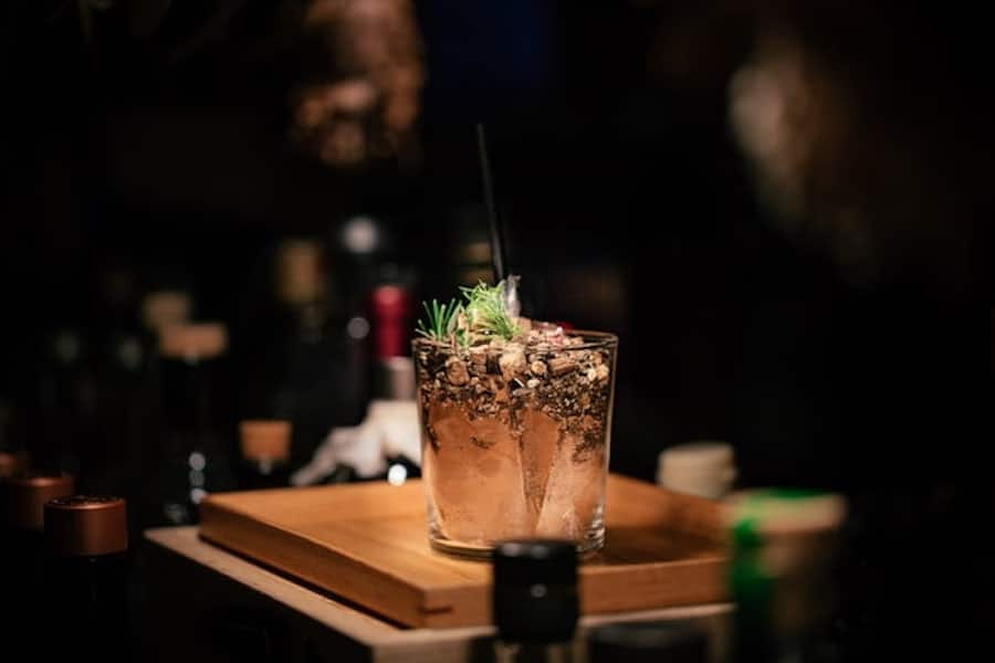 Texas Themed Drinks