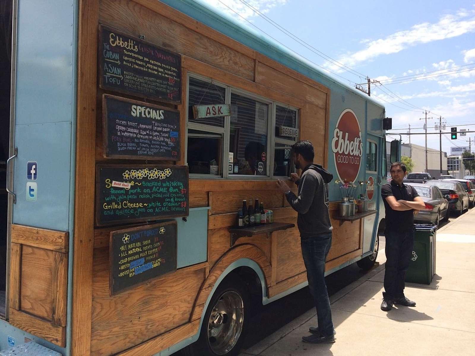 Best Food Trucks Austin