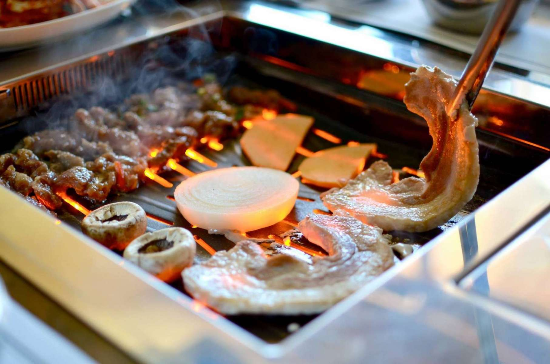 Korean BBQ Austin