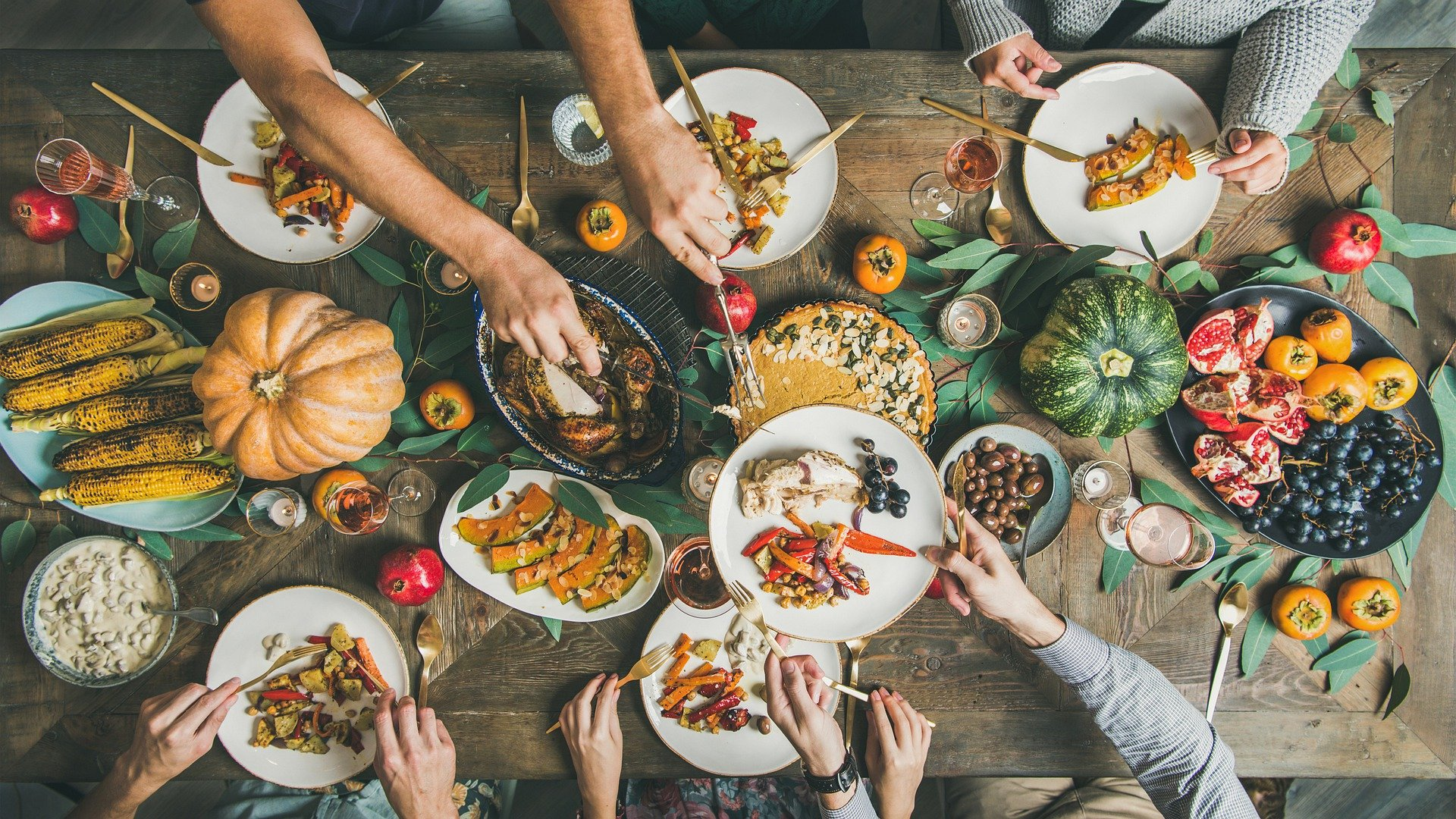 Thanksgiving Takeout