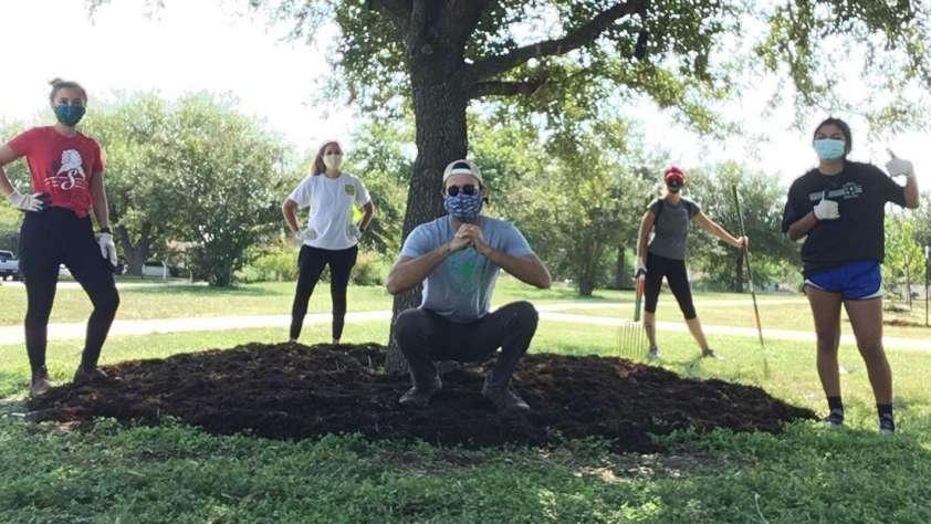 Volunteer in Austin
