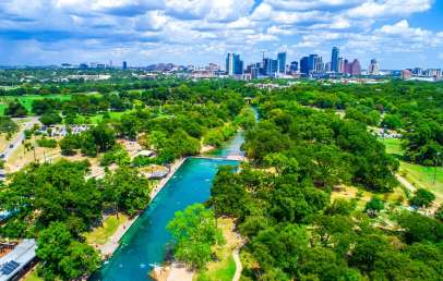 largest nature trail texas