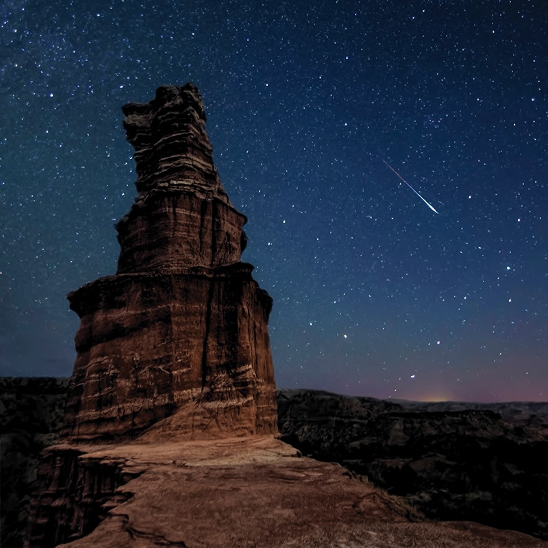 texas stargazing