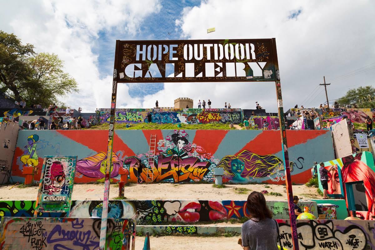 graffiti park austin