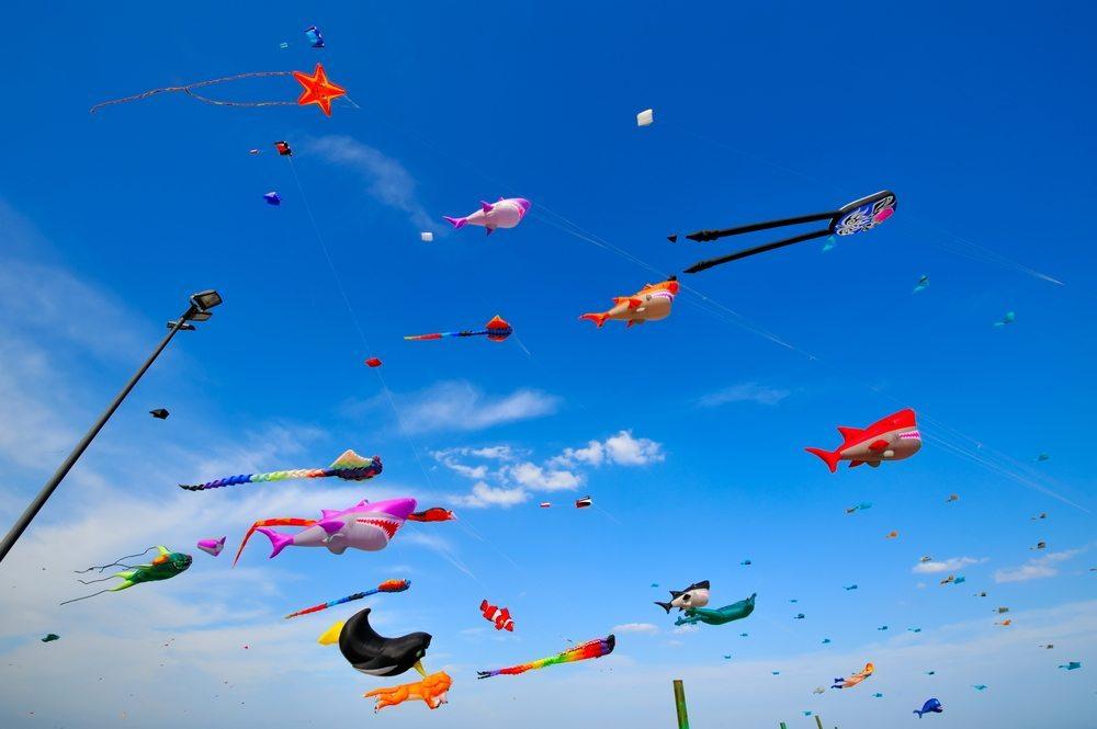 Chicago Kids and Kites