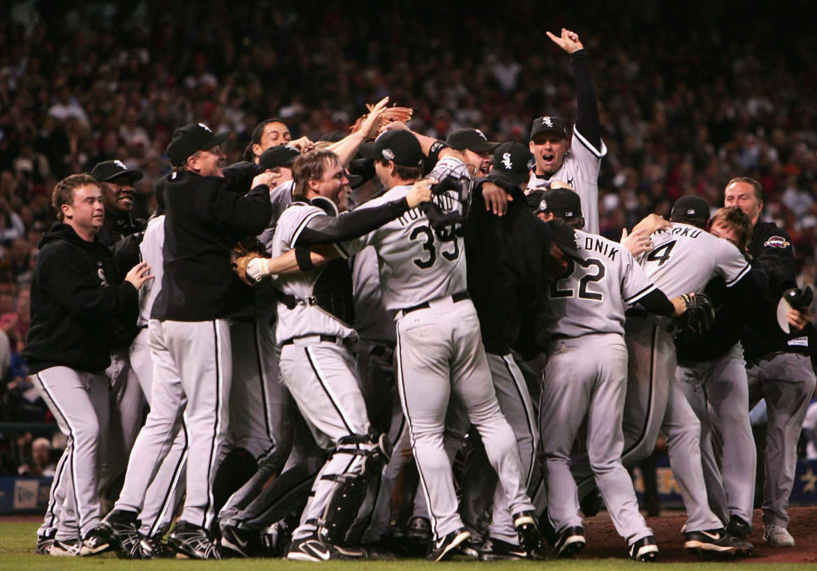 Image result for chicago white sox world series