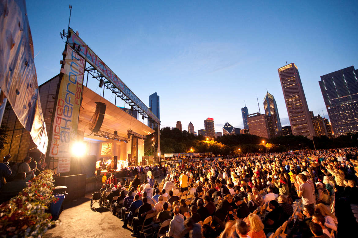 Chicago 2015 singles events