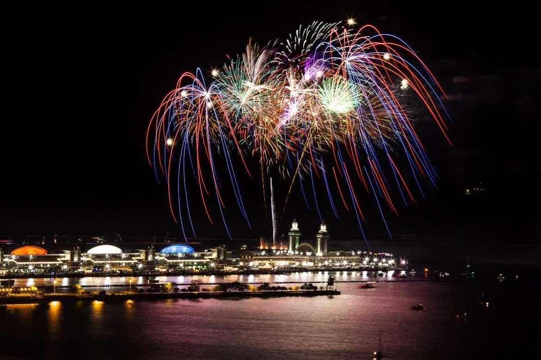 All Summer Long At Navy Pier Fireworks Urbanmatter