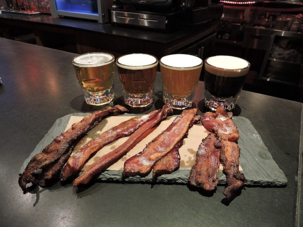 Bacon and Beer Crawl Chicago