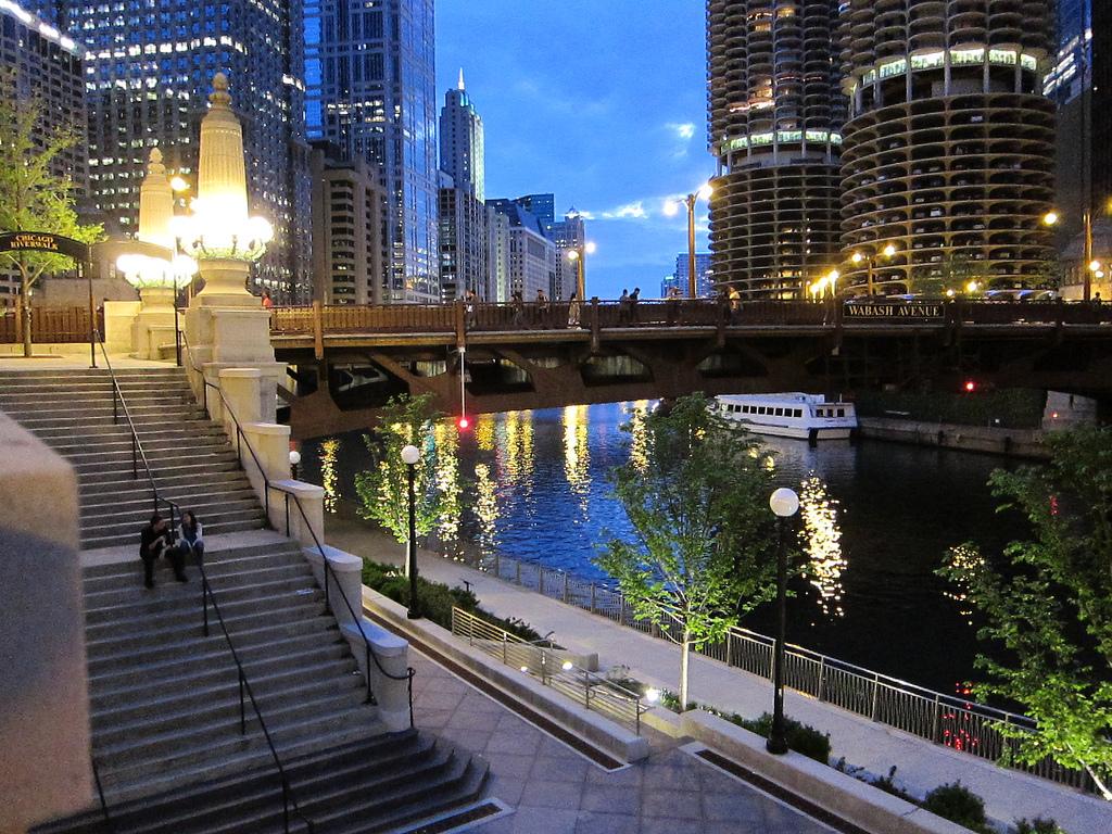 North Park Lincoln >> Chicago Riverwalk | UrbanMatter