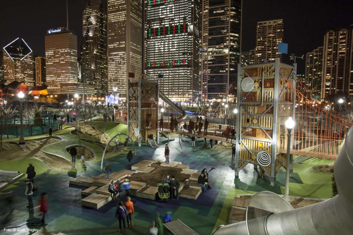 Image result for maggie daley park