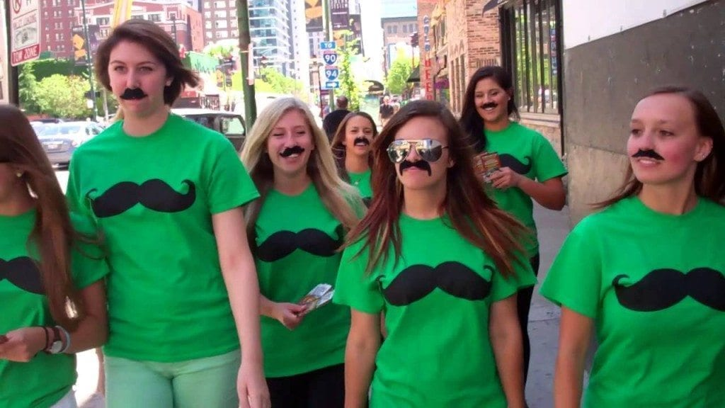 Mustache Crawl Chicago