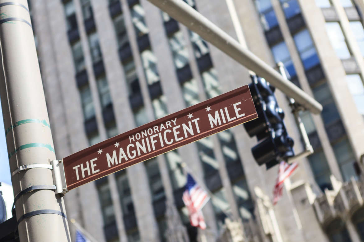 Chicago Styled- Fashioning the Magnificent Mile