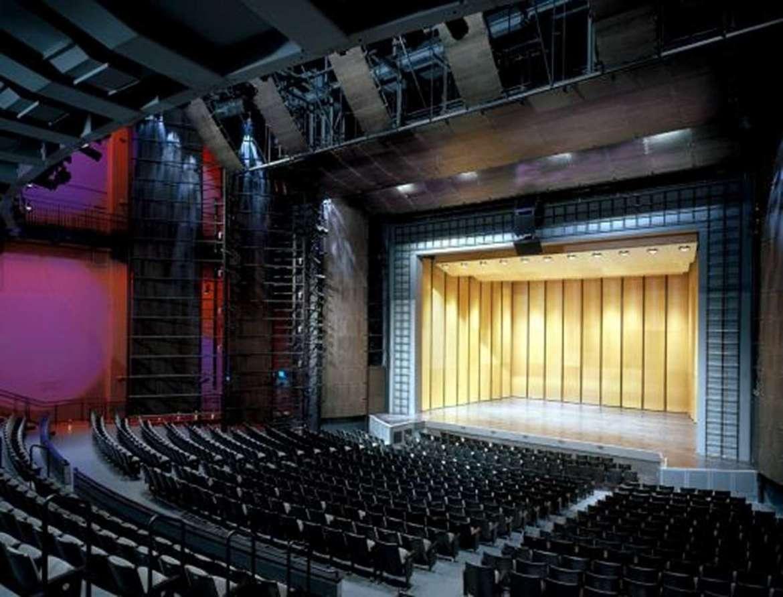 Harris Theatre Urbanmatter