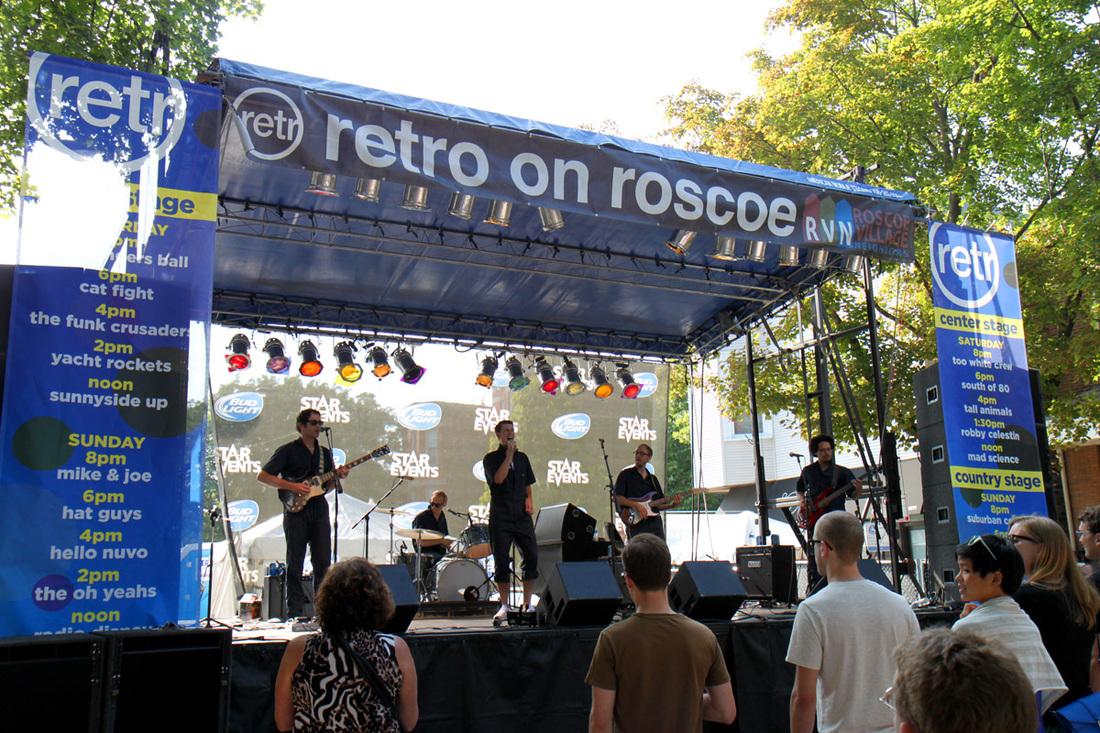 Retro on Roscoe