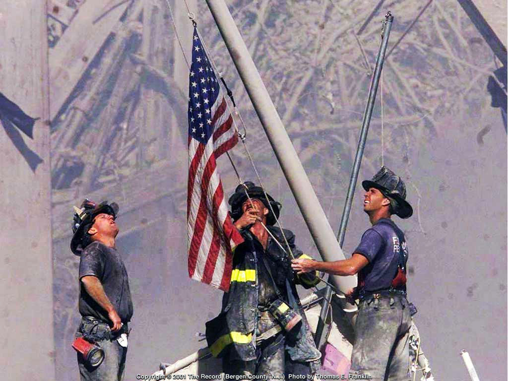 In Remembrance of 9/11 - A Unified America | UrbanMatter