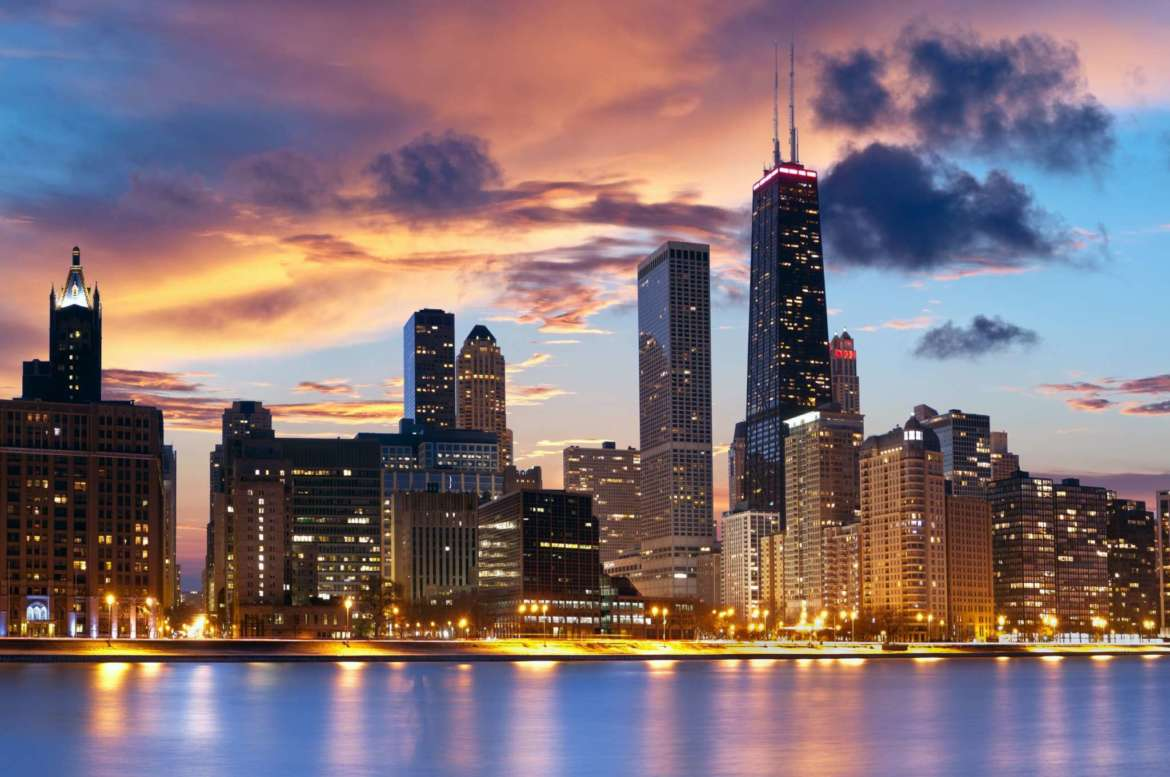 chicago is the top tourist-loving city in the U.S.