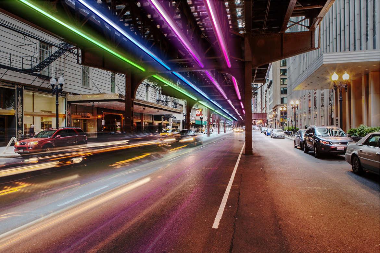 The Wabash Lights