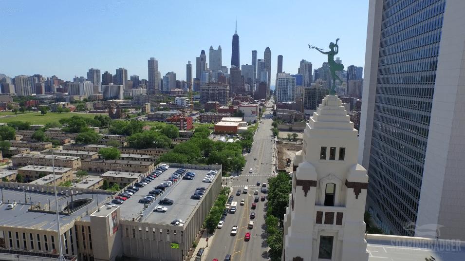 Chicago: A Bird's Eye View