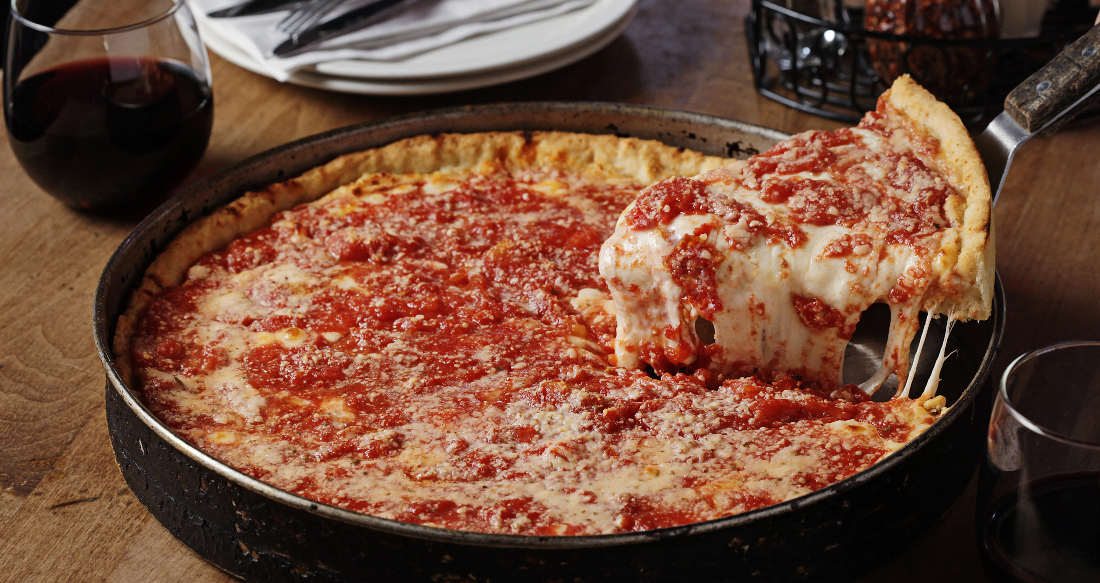 Chicago Named The 1 City For Pizza In The Us Urbanmatter