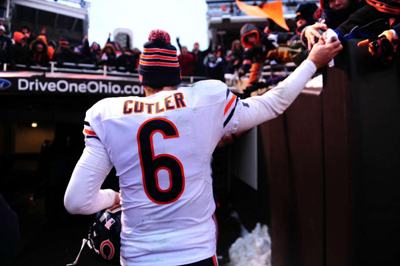 Jay Cutler Da Bears