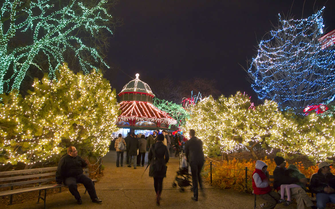 Lincoln Park ZooLights Festival