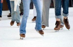 Wicker Park Ice Skating 2