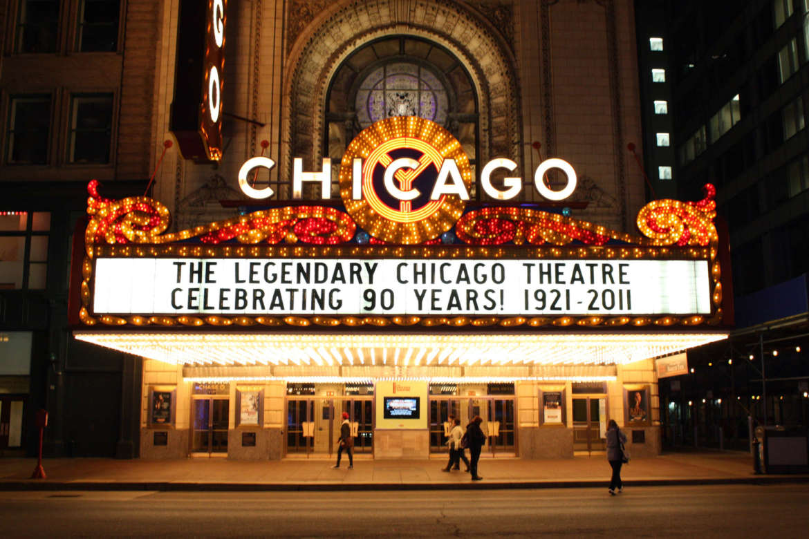 Chicago Best City America