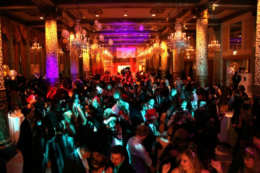 The 6 Best New Year's Eve Parties in Chicago | UrbanMatter