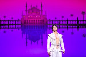 Aladdin Broadway in Chicago