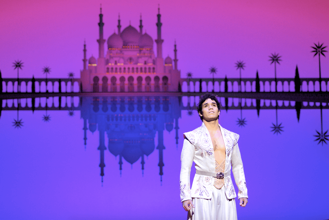 Aladdin Broadway in Chicago
