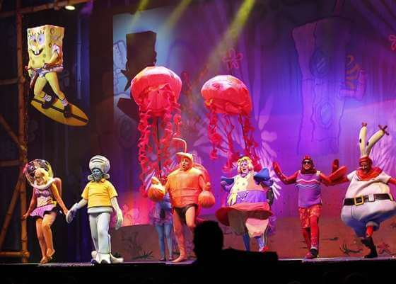 The SpongeBob Musical is Coming to Chicago | UrbanMatter