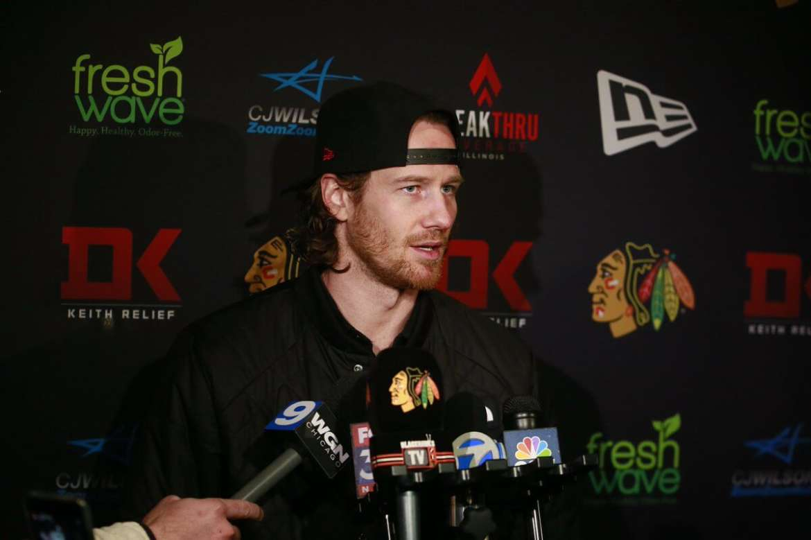 Duncan Keith Relief Benefit Concert