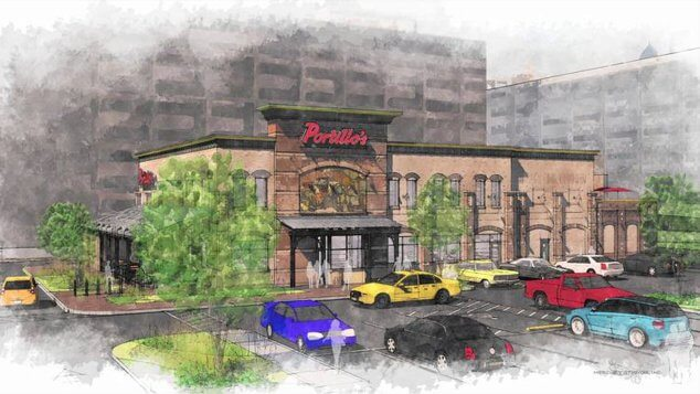 New Portillo's South Loop Location