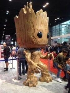 Giant Baby Groot C2e2