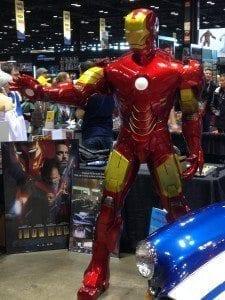 Iron Man c2e2