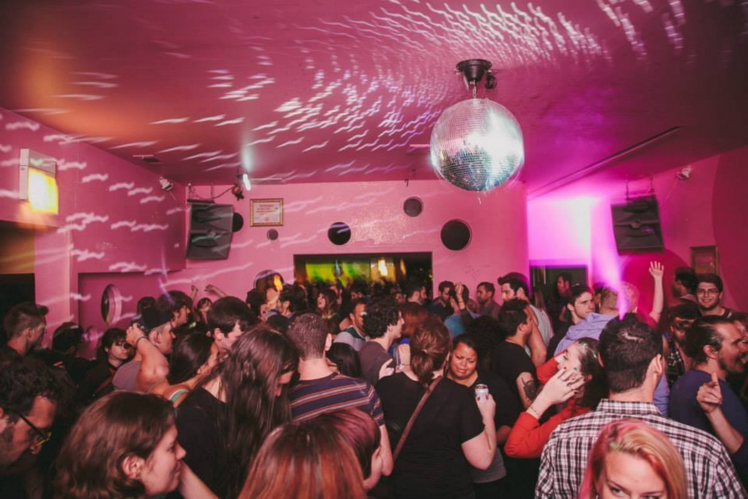 The 5 best dance clubs in chicago urbanmatter for Decoration boite de nuit
