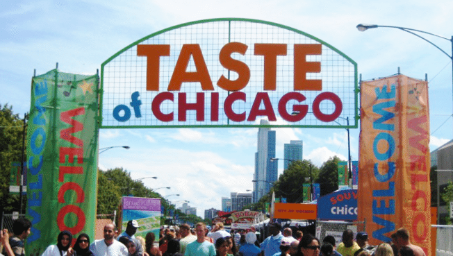 Taste of Chicago Music Acts