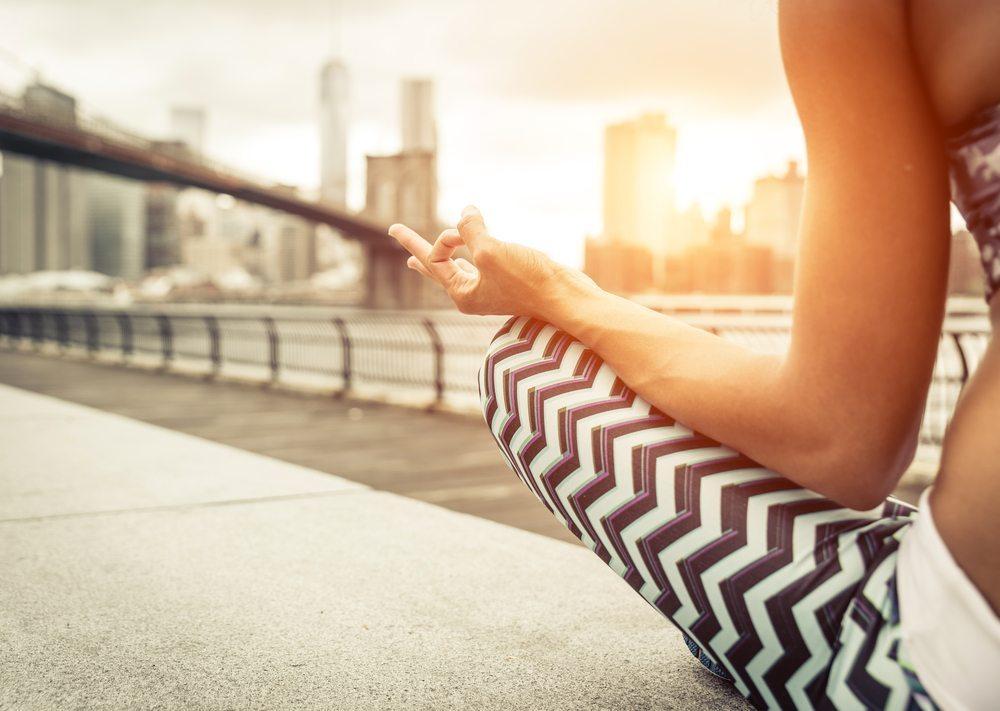 Free Workouts at Millennium Park