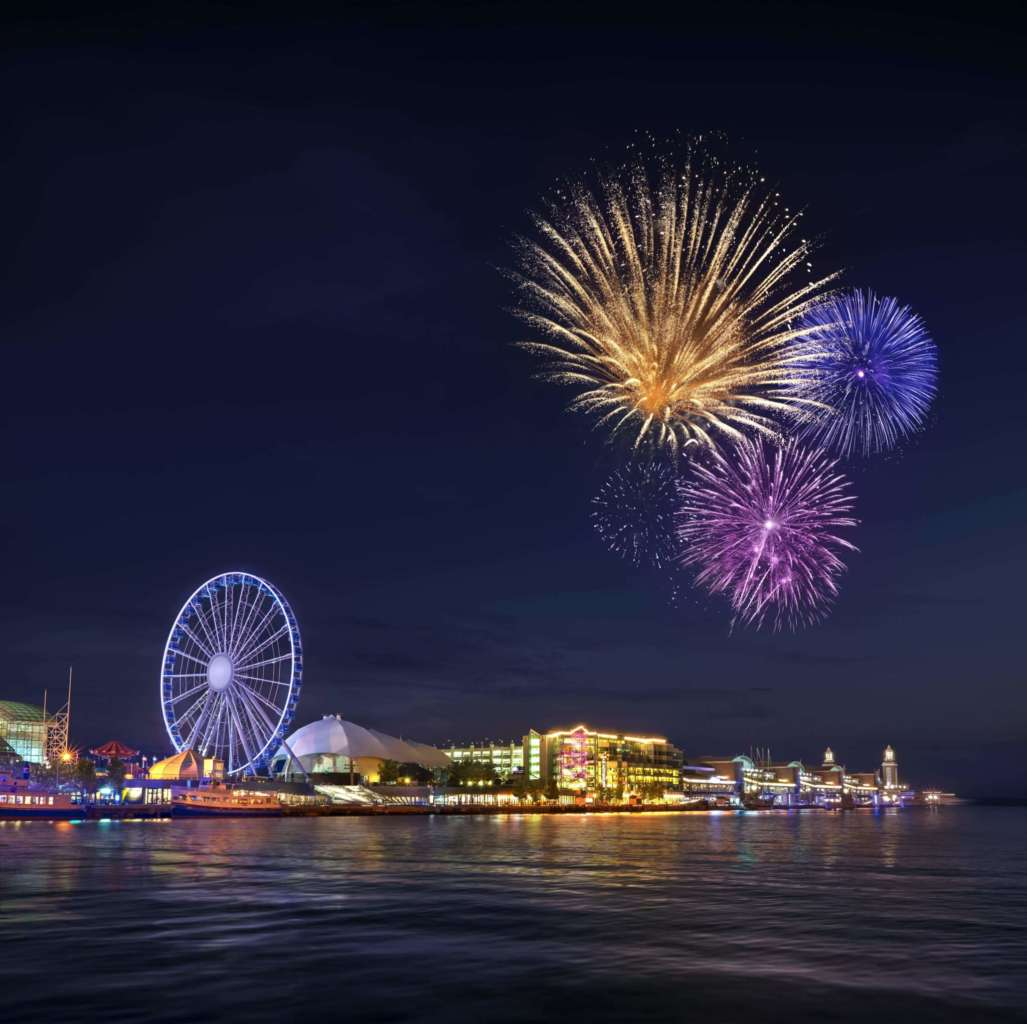 Navy Pier Centennial Wheel