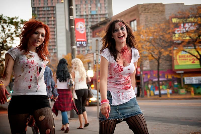 Chicago Zombie Pub Crawl