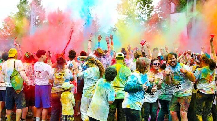 Color In Motion 5k Chicago