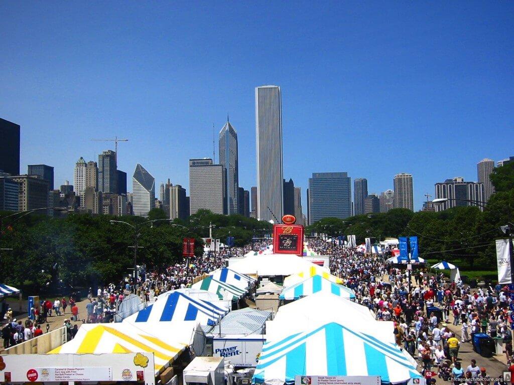 Chicago Festivals 2016