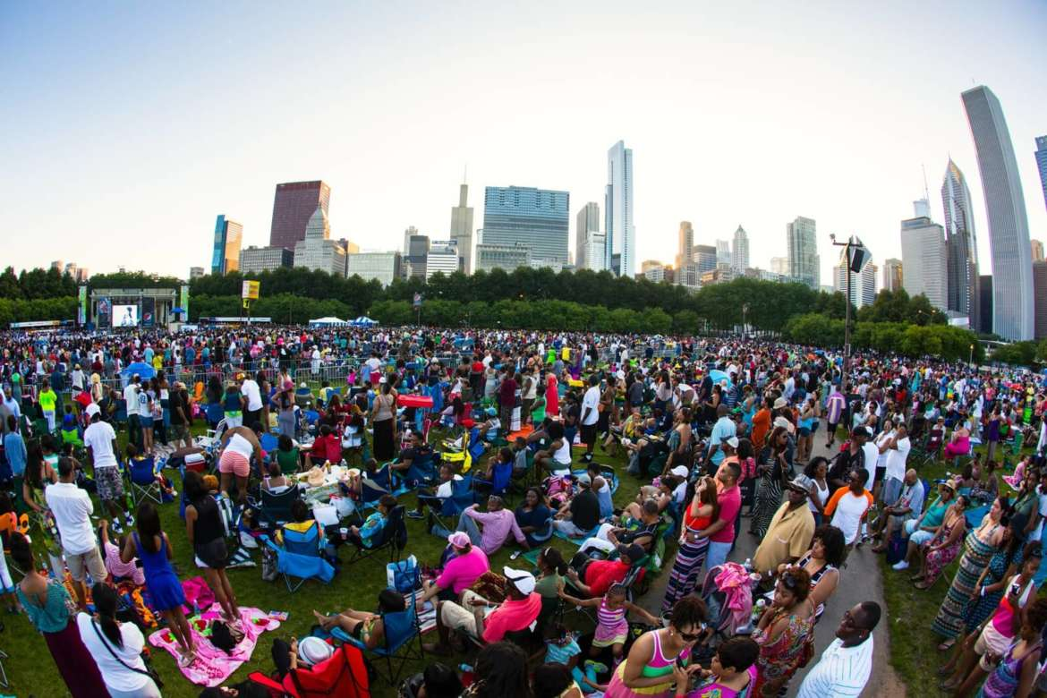 Chicago Festivals 2016