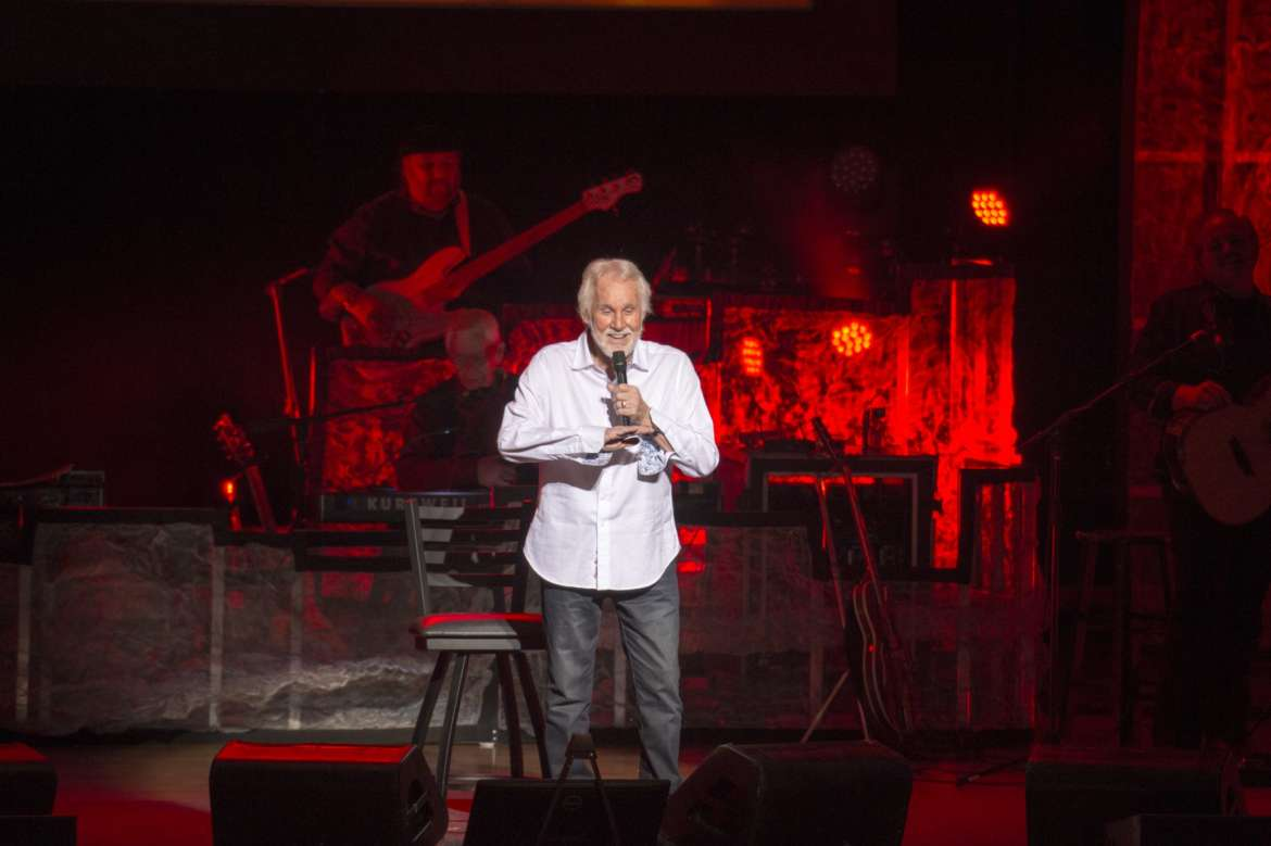 kenny rogers comes to ravinia