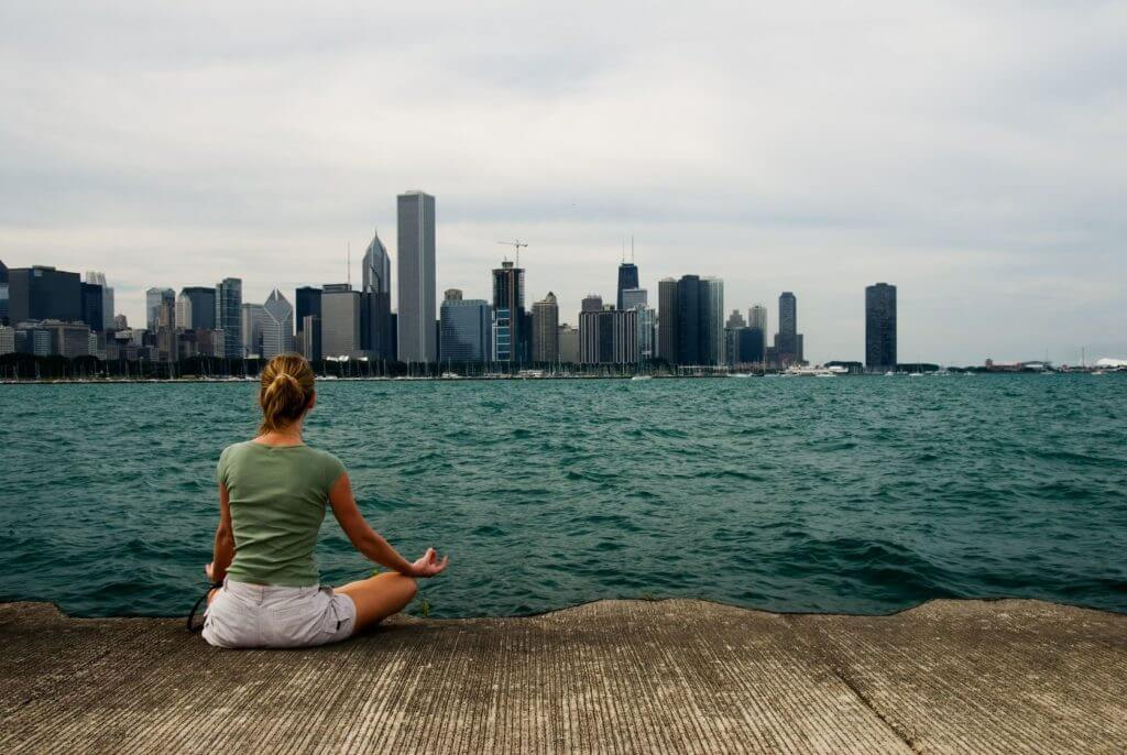 yoga in chicago