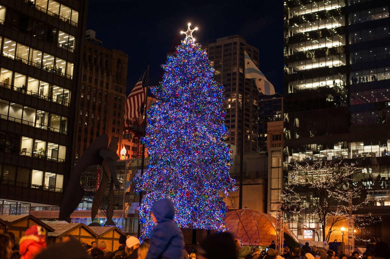 Christmas Tree Lighting Ceremony | UrbanMatter