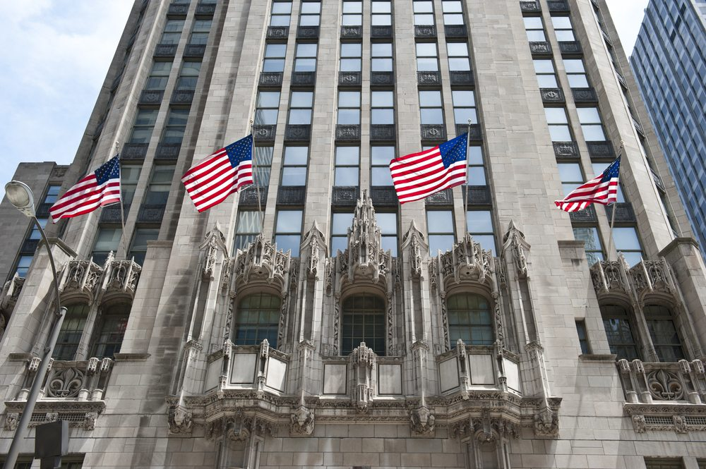 tribune tower sold